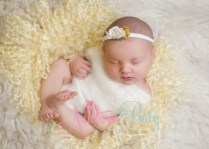Newborn Baby Fancy Hairband | Newborn Baby Posing Limited